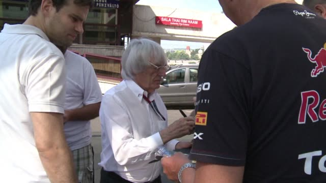 bribery trial in germany of formula one commercial boss bernie ecclestone is expected to start in late april, a munich court said thursday clean :... - bernie ecclestone stock videos & royalty-free footage