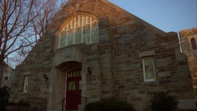 CU brick church