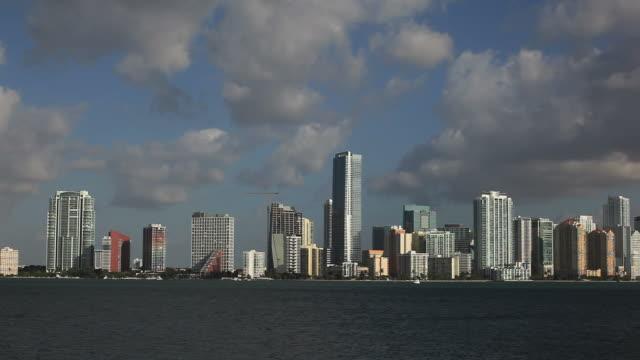 brickel in miami - 2009 stock videos & royalty-free footage