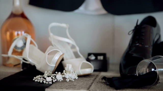 Bride and Groom accessories