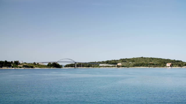 bridge between the islands - musical instrument bridge stock videos & royalty-free footage