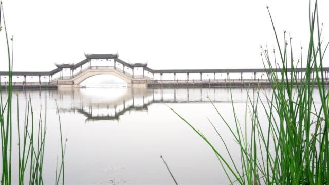 Bridge in Jinxi town