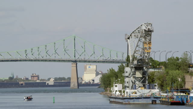 Bridge near shipyard