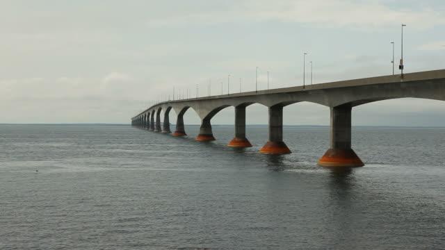 Bridge on Prince Edward Island Vanishing Point