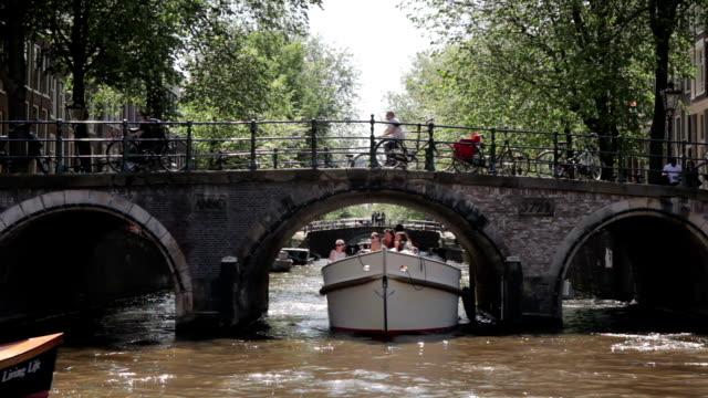 Bridge over Leidsegracht canal