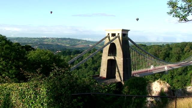 bridge - bristol england stock videos and b-roll footage