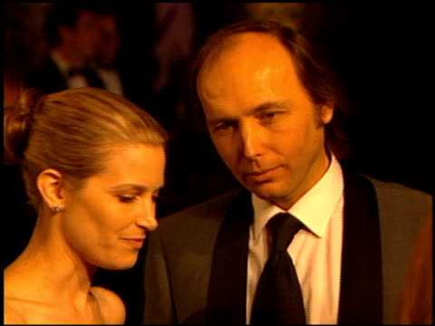 bridget fonda at the 1999 academy awards vanity fair party at morton's in west hollywood, california on march 21, 1999. - 71st annual academy awards stock videos & royalty-free footage