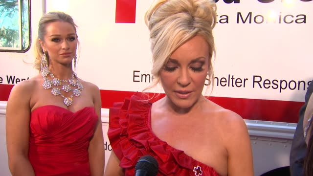 bridget marquardt on being a part of the night, what she appreciates about the work that the american red cross does, the time she spent training... - american red cross stock videos & royalty-free footage