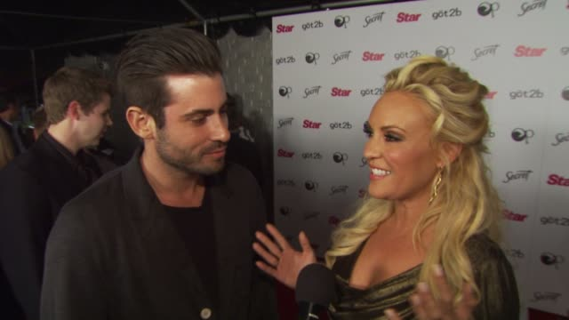 bridget marquardt on coming out to tonight's event, on her favorite young hollywood stars, on if she has any words of encouragement for sandra... - keeping up appearances television show stock videos & royalty-free footage