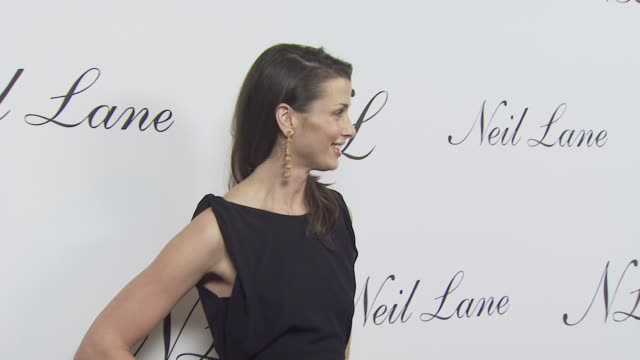 Bridget Moynahan at the Neil Lane Jewelry opens flagship store at Los Angeles CA