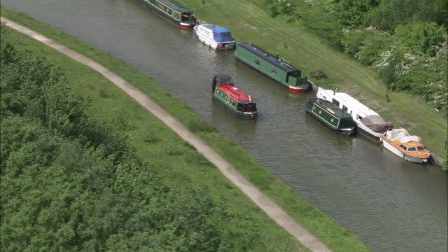 bridgewater canal - canal stock videos & royalty-free footage