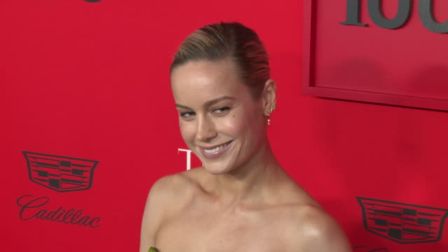 Brie Larson at TIME
