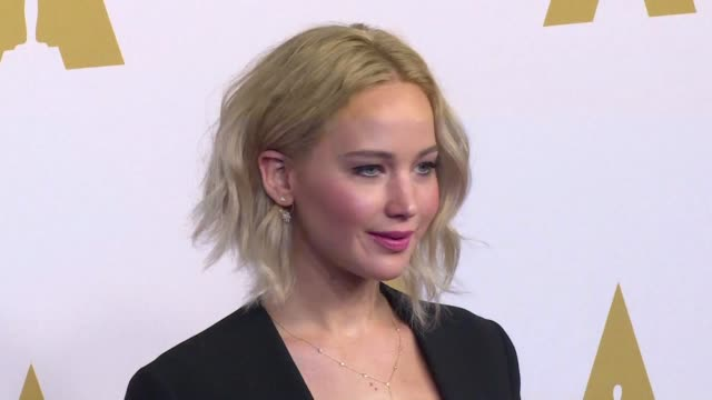 Brie Larson Jennifer Lawrence and Rachel McAdams are some of the actresses nominated for an Academy Award