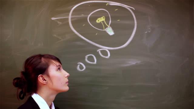 鮮やかなアイデア - 美術工芸品点の映像素材/bロール