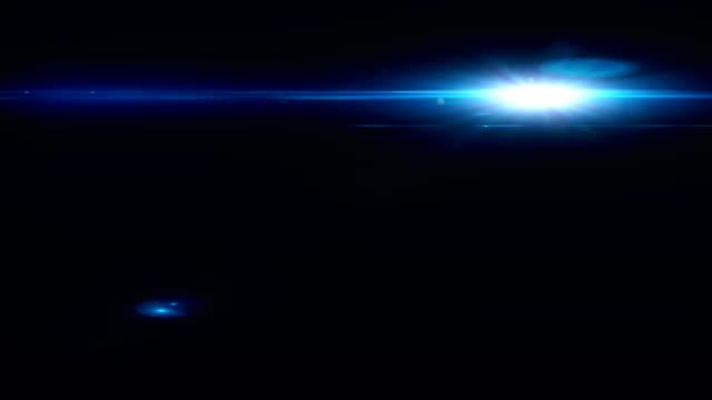 ljusa linsen flare bakgrund - bländare bildbanksvideor och videomaterial från bakom kulisserna