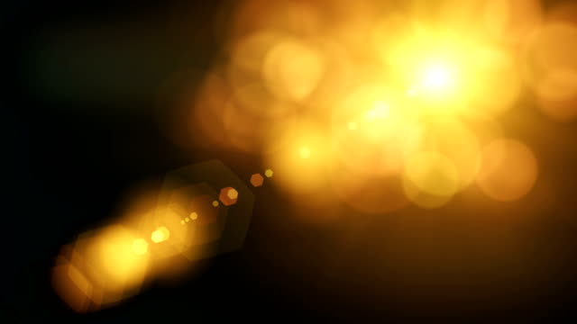 bright lens flare background - spotlight stock videos & royalty-free footage