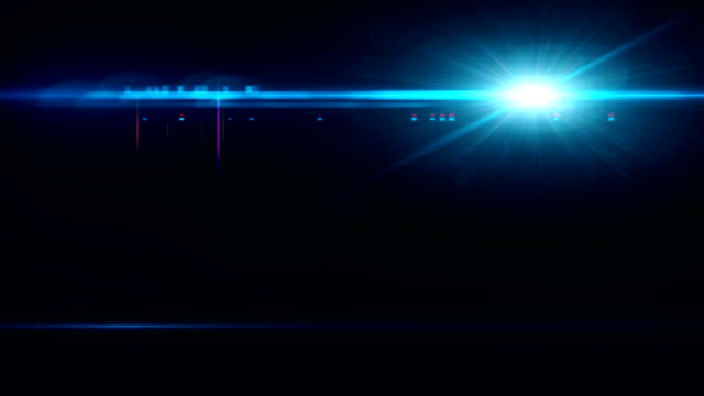 lichtstarke objektiv flare hintergrund - beleuchtungstechnik stock-videos und b-roll-filmmaterial