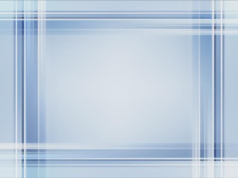 stockvideo's en b-roll-footage met cu cgi bright pulsating light behind rectangle - uitfaden