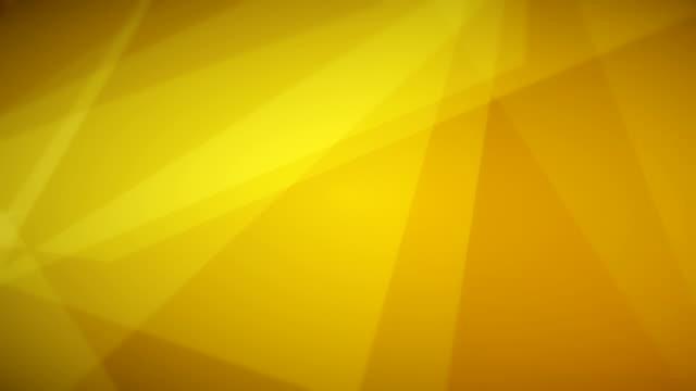 vídeos y material grabado en eventos de stock de fondo amarillo brillante (loopable) - fondo naranja