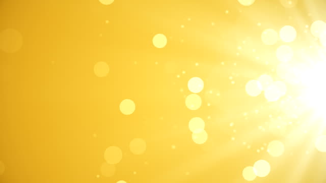 bright yellow background (loopable) - yellow background stock videos & royalty-free footage