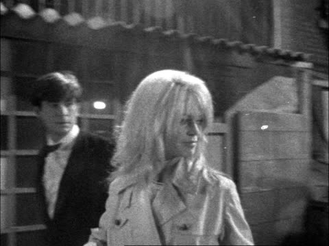 Brigitte Bardot filming in Paris FILMS* St Denis Paris Brigitte Bardot Filming in Paris PARIS She is filming 33072/^1 B/4/63 scenes she was unable to...