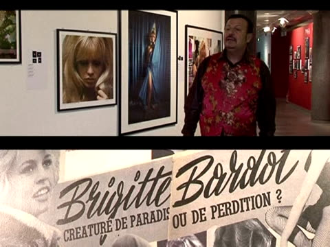 Brigitte Bardot the 1950s French film icon turns 75 on Monday with France at her feet and a very first exhibition in her honour The Paris show...