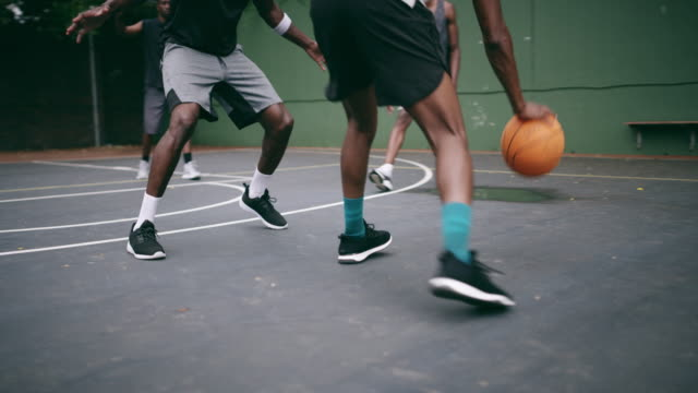 bring your best to every game - basketball player stock videos & royalty-free footage