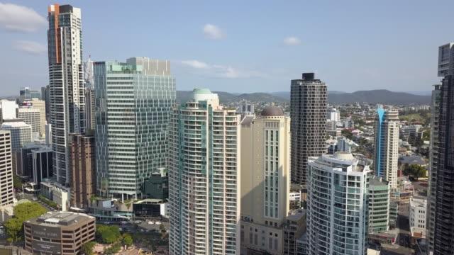Brisbane River and City, Queensland, Australia