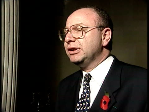 henri brandman interviewed sot gary is truly sorry for the offence we will be appealing the severity of the sentence with regard to the allegations... - gary glitter stock videos & royalty-free footage