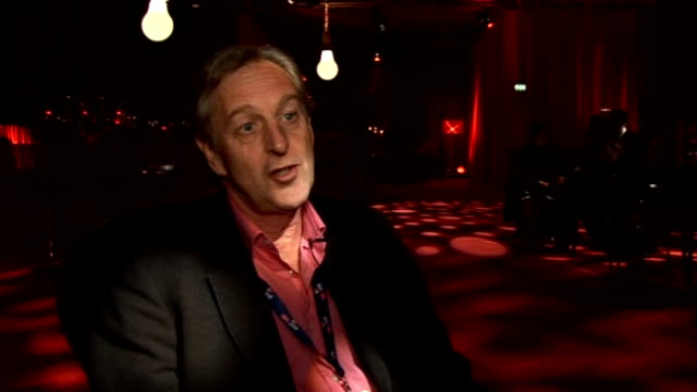 brit awards broadcast live for first time in 18 years; peter jamieson interview sot - live broadcast stock videos & royalty-free footage