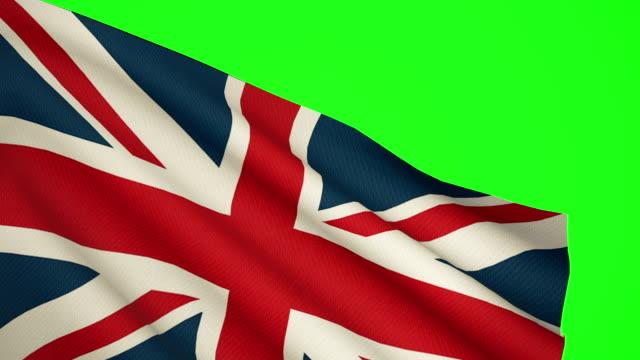 Britain flag Luma matte