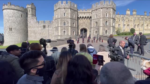 britain is set to hold on saturday the funeral of prince philip, husband of queen elizabeth ii and the duke of edinburgh, who died on april 9. the... - family with two children stock videos & royalty-free footage