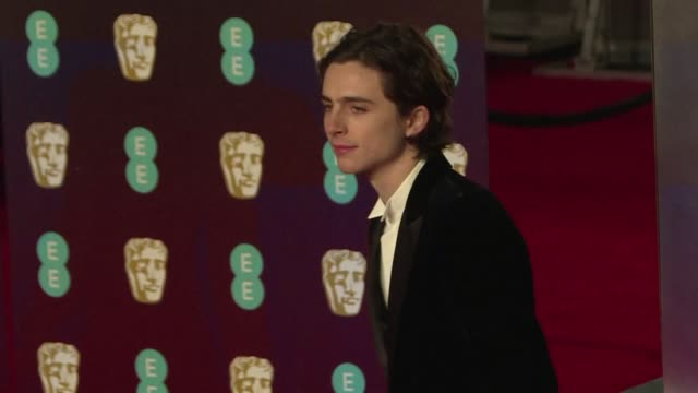 Britain's Bafta film awards gets under way at London's Royal Albert Hall with stars dressed mainly in black in a show of support for the fight...