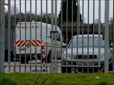 britain's biggest ever robbery in kent; england: kent: tonbridge: ext securitas depot sign on gates asking for visitors and drivers to report to... - biggest stock videos & royalty-free footage