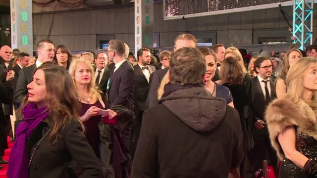 Britains cinema industry celebrated its biggest night of the year on Sunday with Oscar nominated actors like Eddie Redmayne Benedict Cumberbatch and...