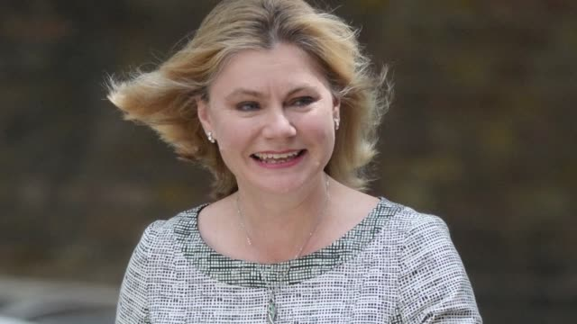 Britain's education minister Justine Greening resigned from the government on Monday after refusing to be moved to another position in Prime Minister...