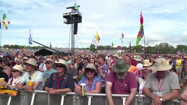 GBR: FILE: Glastonbury organisers to livestream May concert from site
