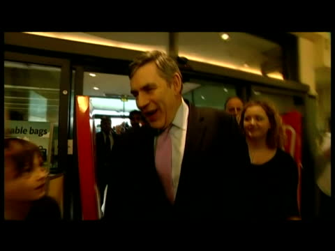 britain's prime minister, gordon brown, has officially announced that the country's general election will be held on may the 6th, as had been widely... - british liberal democratic party stock videos & royalty-free footage