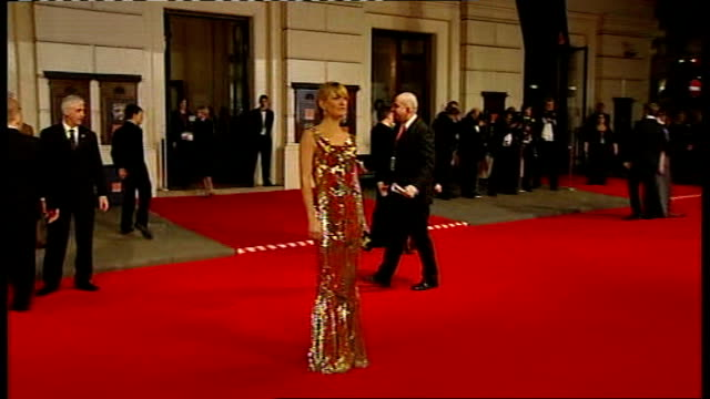 British Academy Film and Television Awards Red carpet arrivals and photocalls Kate Hudson