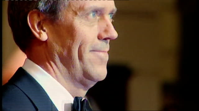 British Academy Film and Television Awards Red carpet arrivals and photocalls Hugh Laurie