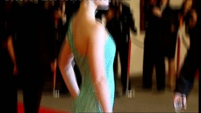 british academy film and television awards red carpet arrivals and photocalls emily blunt - 2008 stock videos & royalty-free footage