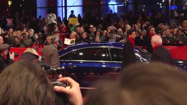 DEU: Closing Night Award Ceremony - Red Carpet Arrivals - 70th Berlin Film Festival