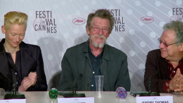british actor john hurt known for his roles in elephant man and harry potter has died aged 77 after a battle with pancreatic cancer reports say... - pancreatic cancer stock videos and b-roll footage