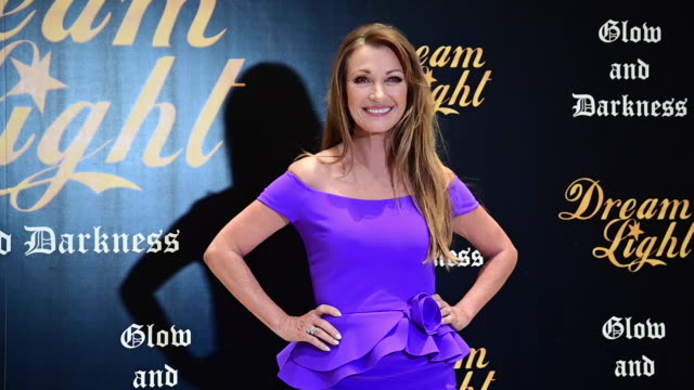 british actress jane seymour attends 'resplandor y tinieblas' press conference at vp plaza españa design hotel on january 08 2020 in madrid spain - arts culture and entertainment stock videos & royalty-free footage