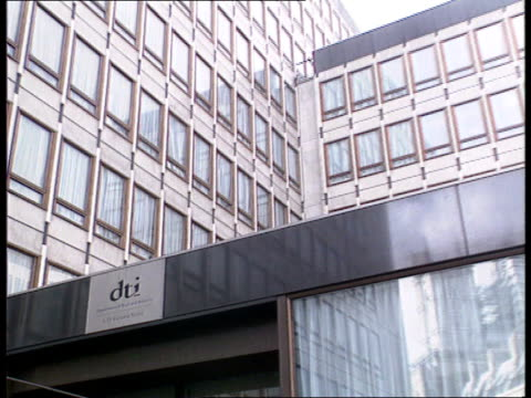 british companies hoping to win contracts to rebuild kuwait itn dti building - rebuilding stock videos and b-roll footage