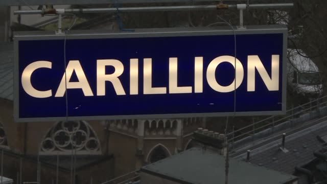 British construction group Carillion announces its immediate liquidation after the heavily indebted company failed to secure a financial rescue from...