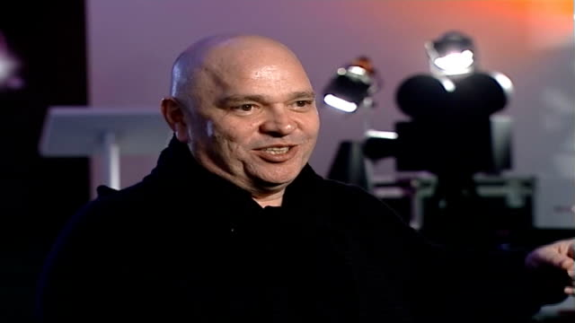 vidéos et rushes de british film institute plans to make part of archive available free to the public; anthony minghella interview sot dissolve to - anthony minghella