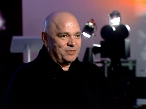 british film institute plans to make part of archive available free to the public: bfi chairman anthony minghella interview; **faint audio... - audio available bildbanksvideor och videomaterial från bakom kulisserna