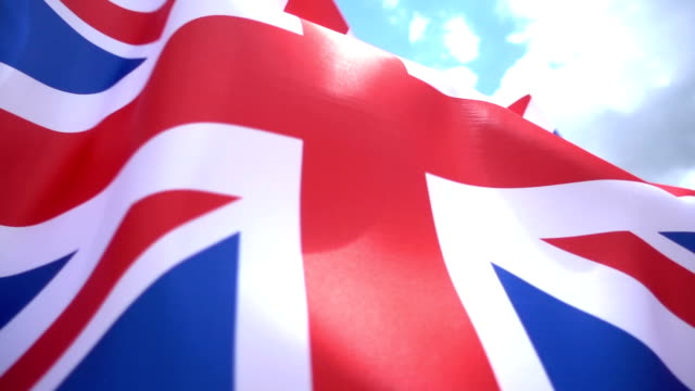 British Flag High Detail