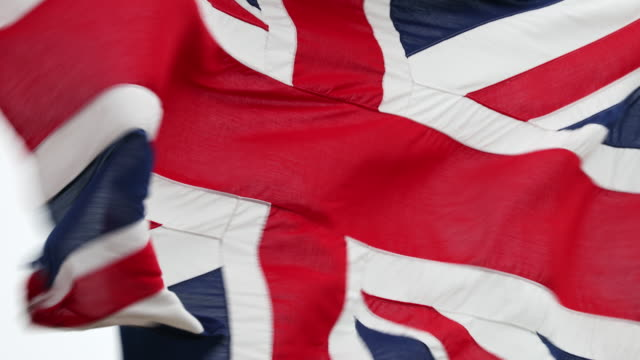 british flag - atlantic islands stock videos & royalty-free footage